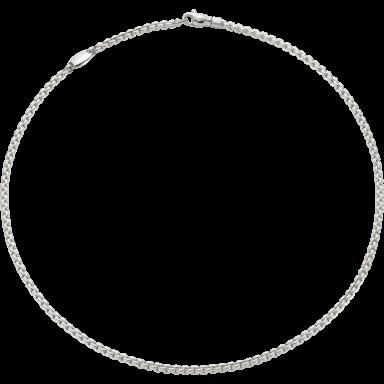 Fope Halskette Eka Tiny Weißgold 730C-430_WG