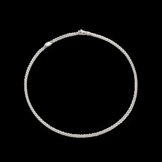 Fope Halskette Eka Tiny Weißgold 730C-500_WG
