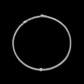 Fope Halskette Eka Tiny Weißgold 730C-PAVE-800_WG