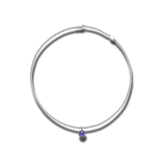 Fope Halskette Eka Tiny Weißgold 731C-IOL-800_WG