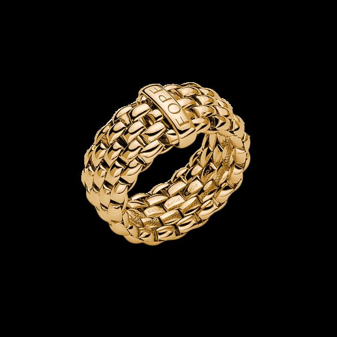 Ring Fope Flex'it Essentials aus 750 Gelbgold bei Brogle