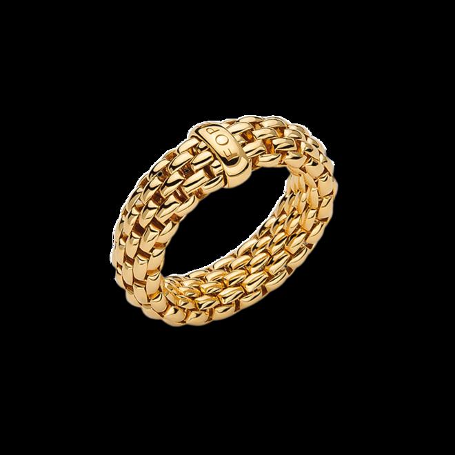Ring Fope Flex'it Essentials aus 750 Gelbgold