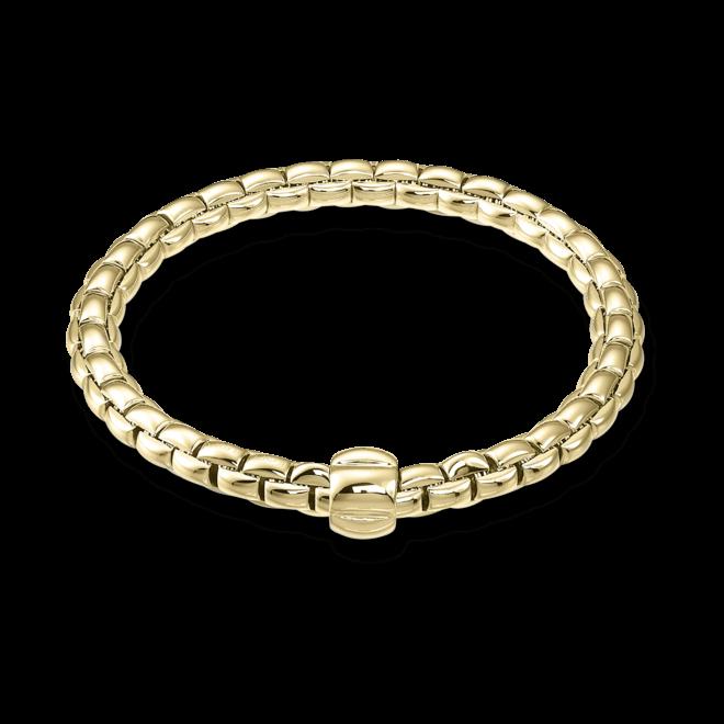 Armband Fope Flex'it Eka aus 750 Gelbgold Größe L
