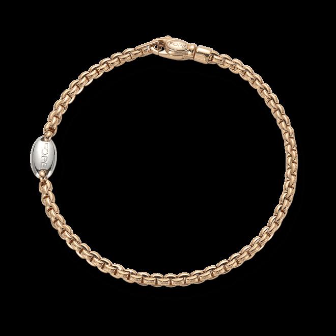 Armband Fope Eka aus 750 Roségold und 750 Weißgold