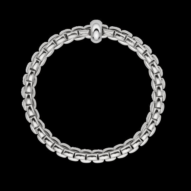 Armband Fope Flex'it Eka Anniversario aus 750 Weißgold Größe S bei Brogle