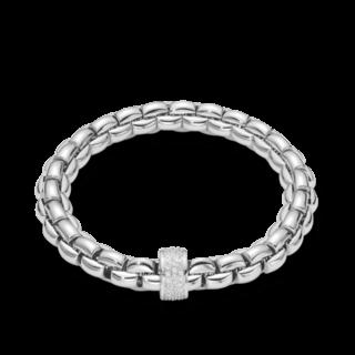 Fope Armband Flex'it Eka 604B-PAVES_WG
