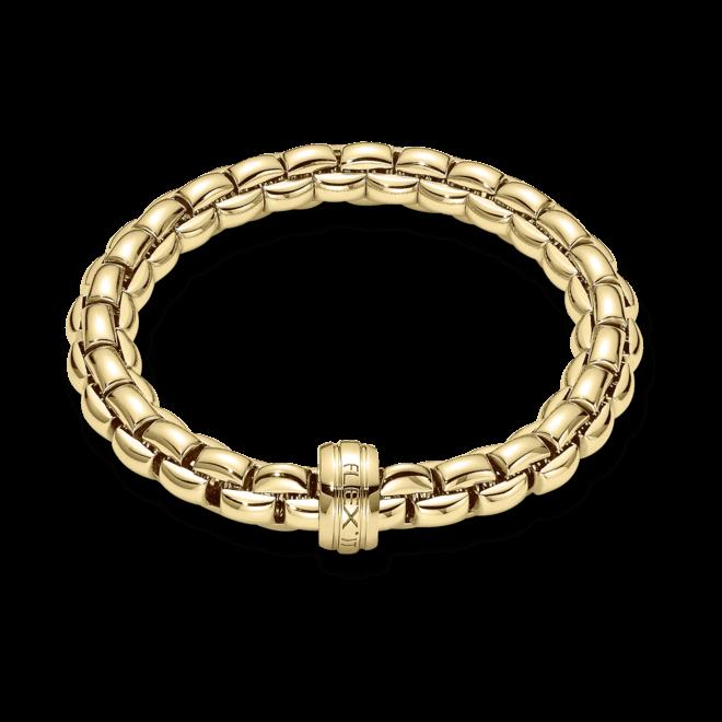 Armband Fope Flex'it Eka aus 750 Gelbgold Größe XS bei Brogle