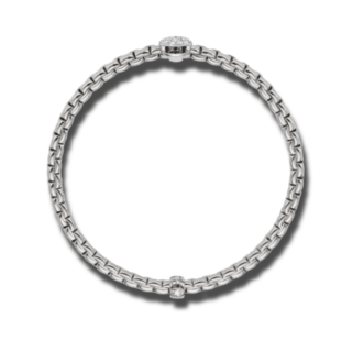 Fope Armband Flex'it Eka 736B-PAVEM_WG