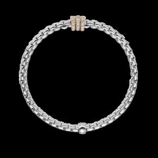 Fope Armband Flex'it Eka 739B-PAVES_WG