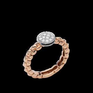 Fope Ring Flex'it Eka AN736-PAVE_RG