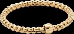 Armband Fope Flex'it Olly aus 750 Gelbgold Größe S