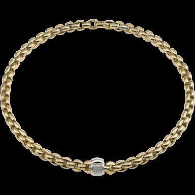 Fope Halskette Flex'it Eka 602C-BBR_GG