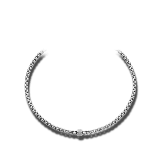 Fope Halskette Flex'it Eka 604C-PAVE-430_WG