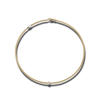 Fope Halskette Eka 730C-PAVE-430_GG