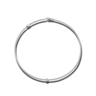 Fope Halskette Eka 730C-PAVE-430_WG