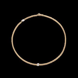 Fope Halskette Eka 730C-PAVE-500_GG