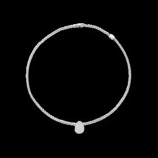 Fope Halskette Eka 733C-PAVE-430_WG