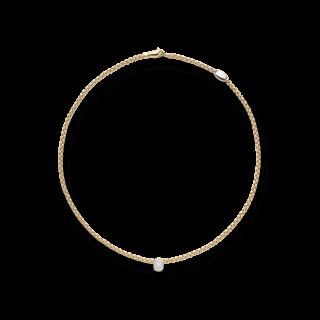 Fope Halskette Eka 735C-PAVE-430_GG