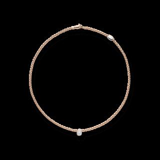 Fope Halskette Eka 735C-PAVE-430_RG