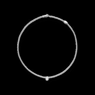 Fope Halskette Eka 735C-PAVE-430_WG