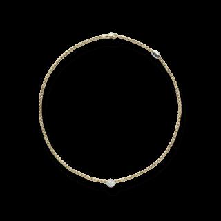 Fope Halskette Eka 736C-PAVE-430_GG