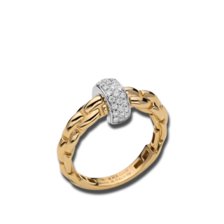Fope Ring Eka AN707-PAVE_GG