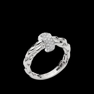 Fope Ring Eka AN707-PAVE_WG