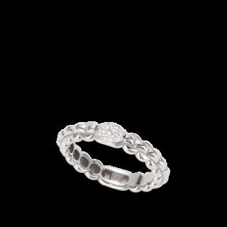 Fope Ring Eka AN730-PAVE_WG