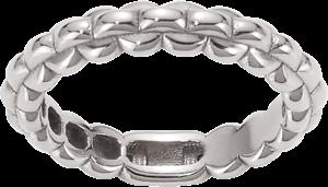 Ring Fope Eka aus 750 Weißgold