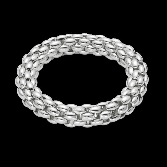 Armband Fope Fopetwin Air aus 925 Silber mit Palladiumbeschichtung Größe S