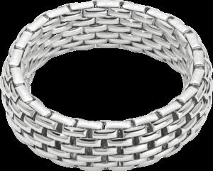 Armband Fope Silverfope Air aus 925 Sterlingsilber Größe L