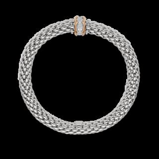 Fope Armband Flex'it Love Nest 454B_PAVEM_WG