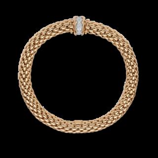Fope Armband Flex'it Love Nest 454B_PAVES_RG