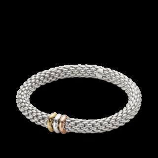 Fope Armband Flex'it Love Nest Weißgold 451BXS_WG