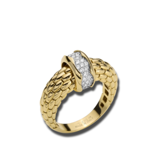 Fope Ring Love Nest AN454-PAVE_GG