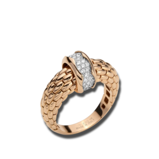 Fope Ring Love Nest AN454-PAVE_RG