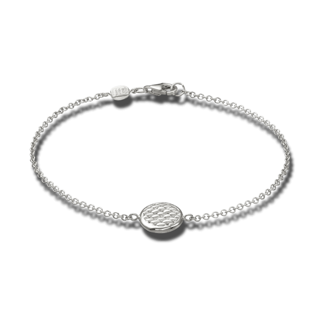 Armband Fope Lovely Daisy aus 750 Weißgold