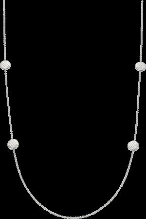Halskette Fope Lovely Daisy aus 750 Weißgold