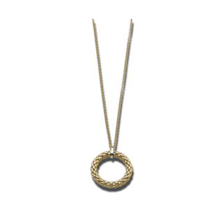 Fope Halskette mit Anhänger Lovely Daisy 22C-500_GG