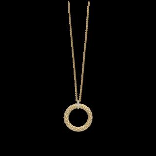 Fope Halskette mit Anhänger Lovely Daisy 23C-BBR-500_GG