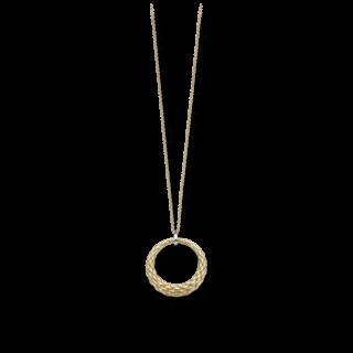 Fope Halskette mit Anhänger Lovely Daisy 25C-600_GG