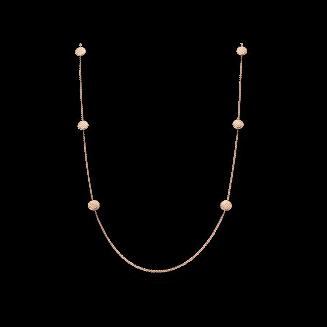 Halskette Fope Lovely Daisy Roségold aus 750 Roségold