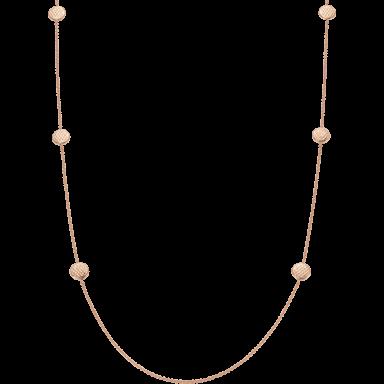 Fope Halskette Lovely Daisy Roségold 21C_RG