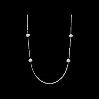 Fope Halskette Lovely Daisy Weißgold 21C_WG