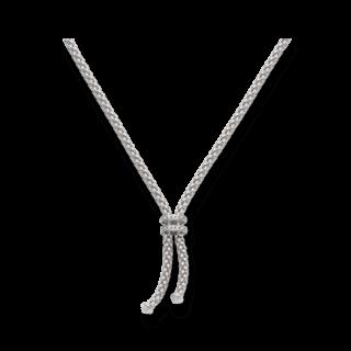 Fope Halskette mit Anhänger Maori 809-BBR_WG