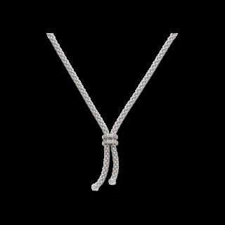 Fope Halskette mit Anhänger Weißgold 809-BBR_WG
