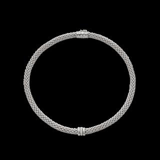 Fope Halskette Flex'it Love Nest Weißgold 451C-BBR_WG