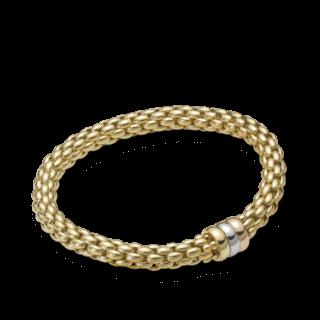 Fope Armband Flex'it Niue Gelbgold 416BL_GG