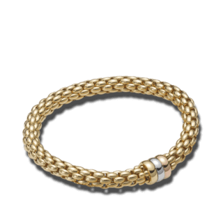 Fope Armband Flex'it Niue Gelbgold 416BS_GG