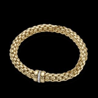 Fope Armband Flex'it Niue Gelbgold 417B-BBRM_GG